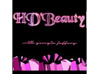 HD'Beauty - offering extension fittings - HD brows & eyelash extensions!
