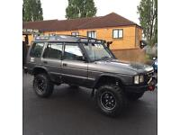 Discovery 1 v8 swaps for diesel off roader