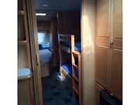 HOBBY 720 UKFE FOR SALE. VERY RARE 4x BUNKBEDS!!!!( 9 berth). 2004 MODEL. GOOD CONDITION!!!!