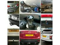 WANTED car/van/truck/4x4 with mot and a towbar