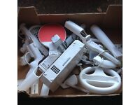 Nintendo Wii Console plus for spares