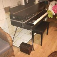 Yamaha Baby Grand Electric & Acoustic cp-70