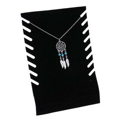 Bust Necklace Pendant Jewelry Display Holder Rack Organizer Jewelry 19x28cm