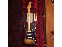 Fender Custom Shop Ancho Poblano Stratocaster 2 tone sunburst