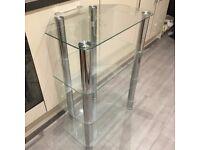 Stand /glass shelves