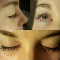 Eyelash Extensions - in home service available!