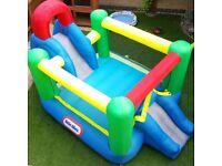Little Tikes Bouncy Castle