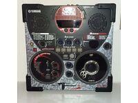 Yamaha DjX 2 music mixer. DJ EQUIPMENT