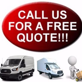 Professional & Reliable - £15ph Man and Van service - Southwark & Nationwide