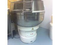 PIETROBERTO FO 120 PB Fork Mixer 120Kg 170Litre Bowl PRICE INC VAT
