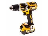 Dewalt 18V XR Brushless Compact Lithium-Ion Combi Drill - BRAND NEW boxed