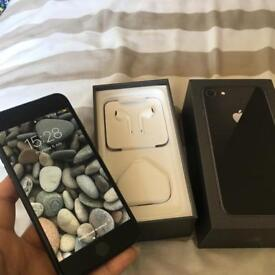 iPhone 8. 64gb. 10 month Apple warranty.