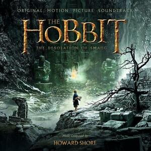 The Hobbit-The Desolation Of Smaug von Howard Shore,Ost (2013)