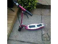 Razor E100 Electric scooter VGC Fully working A1!!