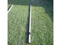 laser top mast