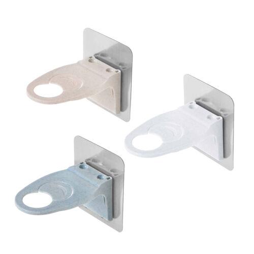 3pcs Wand Duschgel Shampoo Flaschenhalter Rack Küche Badezimmer
