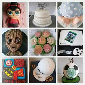 Beautiful cakes and cupcakes for all occasions