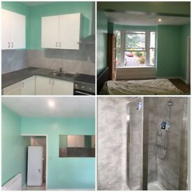 Welcome Inn Residence - 5 Studio flats available, all bills included. Located in the heart of Cambs.