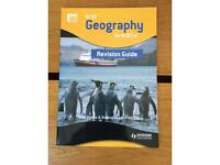 WJEC GCSE Geography revision guide