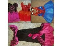Marvel Spidergirl costume halloween costume see pics 3-4 yrs