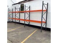 Dexion speedlock pallet racking 1750x900x2730mm £292.00 + VAT (£350.40 INC VAT)