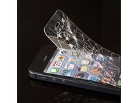 Tempered Glass Screen Protectors Supplied & Fitted for only £5