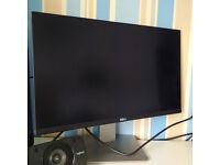 DELL 2560x1440p 2K Monitor U2515H, 99% RGB coverage.