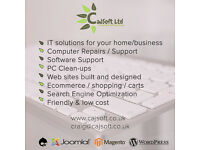 Web Developer / Website Design / Web Design - eCommerce / Programming / Web