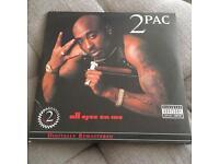 2Pac Vinyl - All Eyez On Me