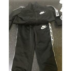 Free boys Nike track suit