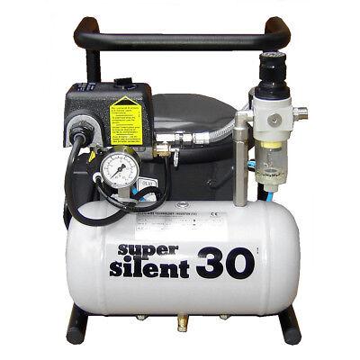 Silentaire Super Silent 30-tc Air Compressor