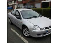 CHRYSLER NEON AUTOMATIC (ONE OWNER) 60K FULL CREAM LEATHER