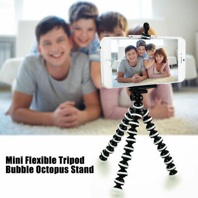 Portable Flexible Tripod Octopus Stand Gorilla Pod For Gopro Camera/SLR/DV Phone