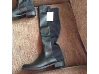 Great pair of over the knee boots brand new