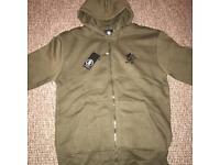Gym king zip up jacket
