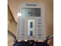Reebok Edge cross trainer/exercise bike