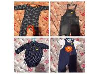 Small 3-6 month boys bundle