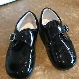 Spanish boys shoes