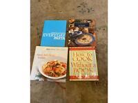 4 Cook Books £5