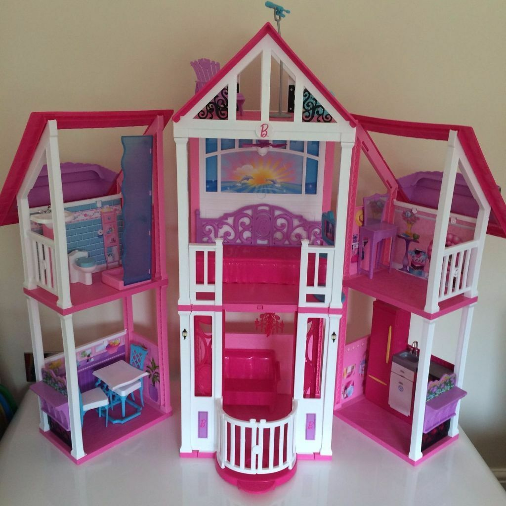 Barbie California Dream House In Southsea Hampshire