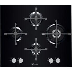 Electrolux 4 ring gas hob