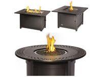 Napoleon Victoria Gas Fire Tables - SALE - New & Boxed