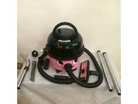 Henry vacuum cleaner with guarantee