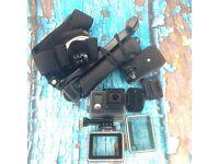 GoPro Hero+ LCD & Extras. Go Pro