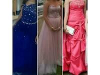 Prom/ bridesmaid dresses