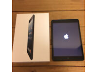 Apple iPad Mini 1 - 16GB Black (Boxed) - Excellent Working Condition - Only £115