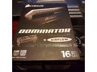 Dominator 16GB 4GBX4 DDR3 2800MHz 1.65v Memory Kit BRAND NEW(Rare model)