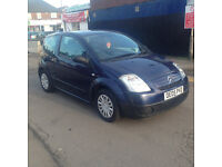 CITROEN C2 SMALL ENGINE LOW INSURANCE NEW CLUTCH IDEAL FIRST CAR