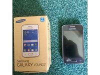 Samsung Galaxy Young 2 Mobile Phone