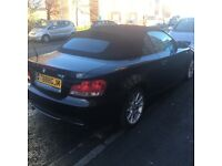 BMW 125i M sport convertible not cayenne, x5, vw golf, a3